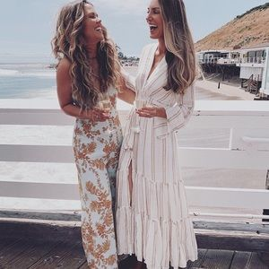 Free People Be the one jumpsuit pantsuit